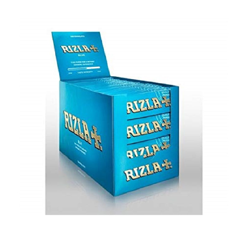 Rizla Standard Blue <br> Pack size: 100 x 1 <br> Product code: 146209