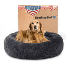 Load image into Gallery viewer, Original Soothing Dog Bed