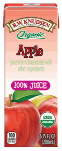 Knudsen Apple Juice