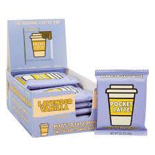 Pocket Latte Lavender Vanilla .92oz