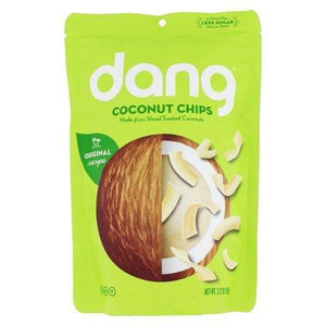 Dang Coconut Chips Original 3.17 Oz