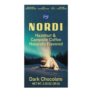 Nordi Hazelnut & Coffee Choc Bar