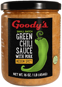 Goody's Small Batch Green Chili w/ Pork