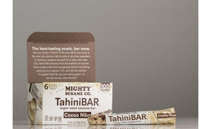 TahiniBAR Chocolate 0.63 Oz