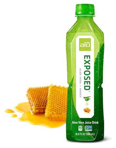 Alo Exposed Aloe & Honey