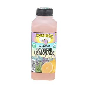 Big B's Lavender Lemonade 16 Oz