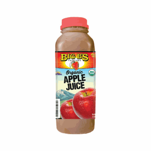 Big B's Apple Juice 16 Oz