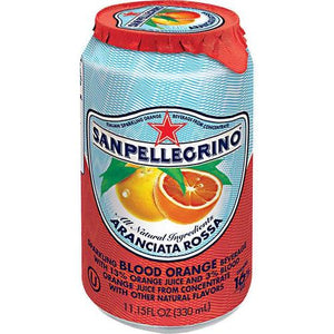 San Pellegrino Sparkling Blood Orange 330Ml
