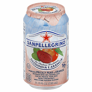San Pellegrino Sparkling Prickly Pear & Orange