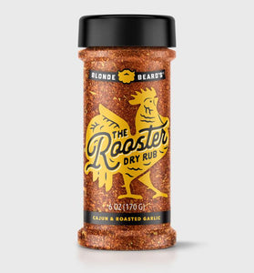 Blonde Beards Rooster Dry Rub