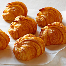 Load image into Gallery viewer, Small Plain Croissant 6pk