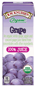 Knudsen Grape Juice