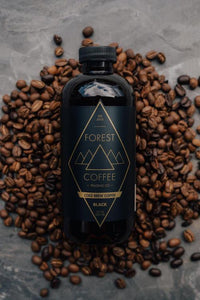 Forest Coffee Cold Brew w/ Cacao 12oz