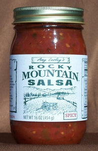 Rocky Mountain Salsa Spicy