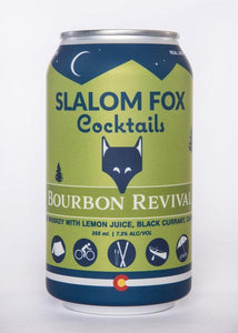 Slalom Fox Bourbon Revival