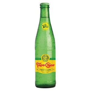 Topo Chico Twist Lime 12 Oz