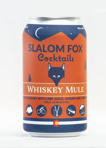 Slalom Fox Whiskey Mule