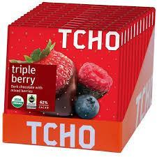 Tcho Triple Berry 2.5oz