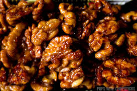 Caramelized Walnuts LB