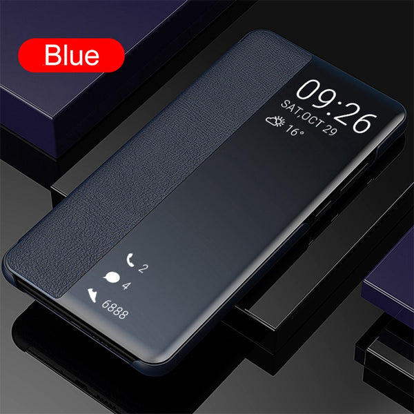 Smart Flip Case For Huawei Models