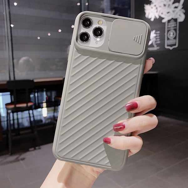Camera Protection Case for iPhone Models