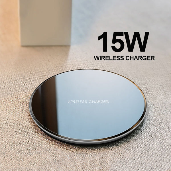 iONCT 15W qi Wireless Charger for Phone