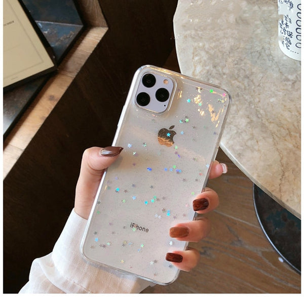 Glitter Phone Case for iPhone Models