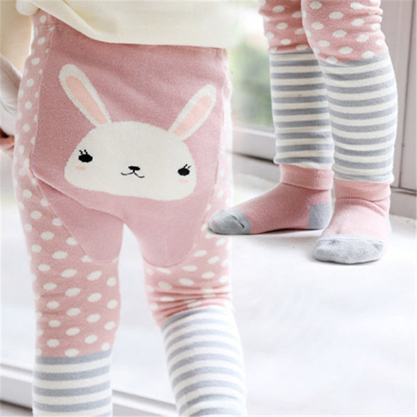 Soft Baby Pants, Trousers + socks