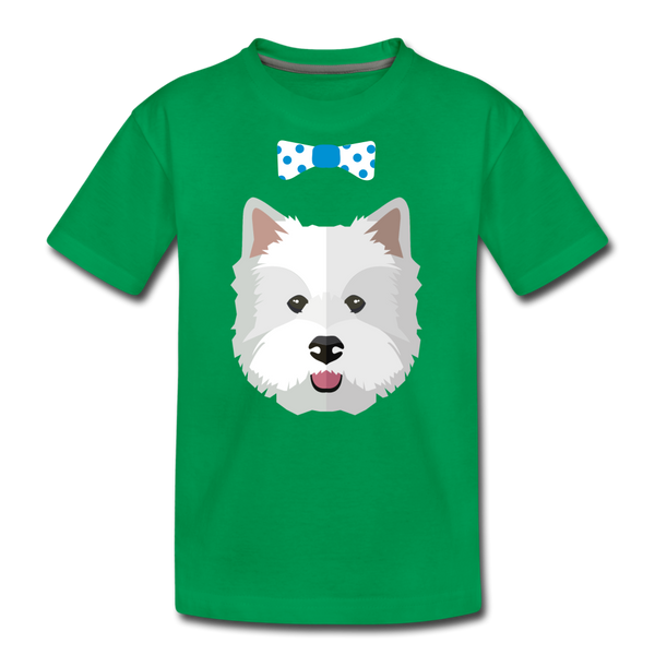Cute Kids' Premium T-Shirt - kelly green