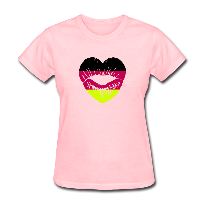 Germany Women's T-Shirt - pink