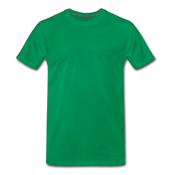 Men's Premium T-Shirt - kelly green