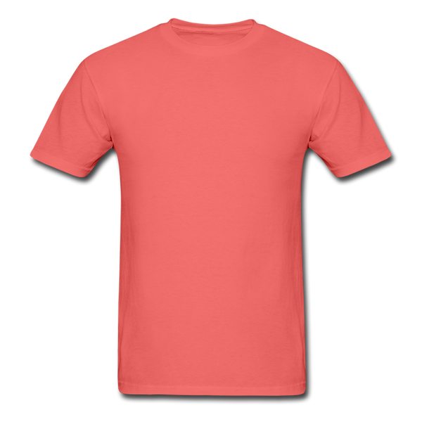 ComfortWash Garment Dyed T-Shirt - coral