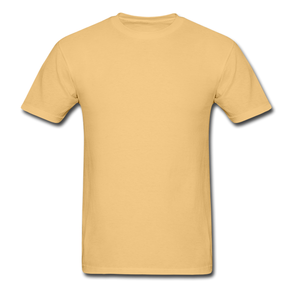ComfortWash Garment Dyed T-Shirt - light yellow