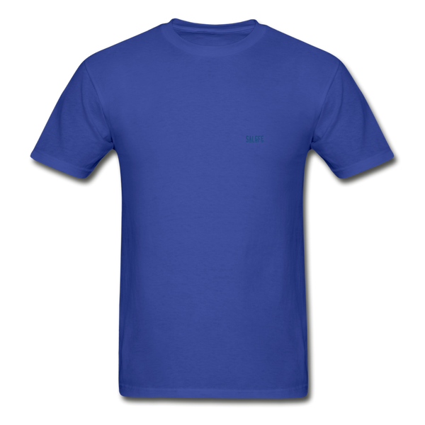 Hanes Adult Tagless T-Shirt - royal blue