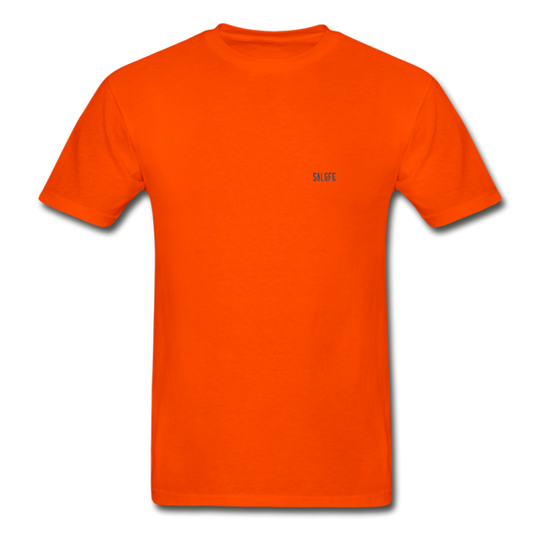 Hanes Adult Tagless T-Shirt - orange