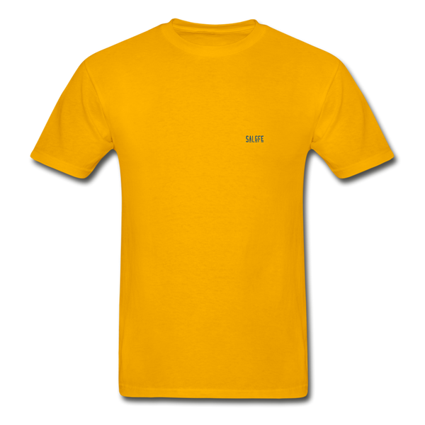 Hanes Adult Tagless T-Shirt - gold