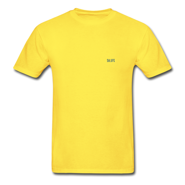 Hanes Adult Tagless T-Shirt - yellow