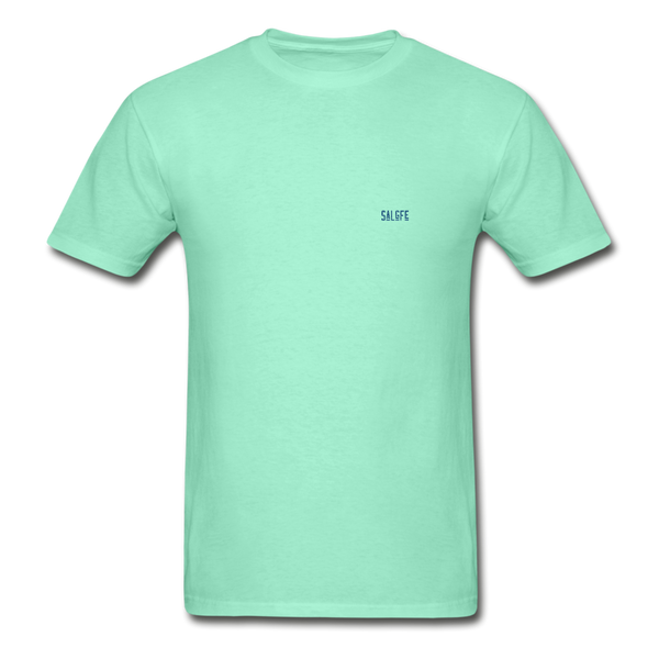 Hanes Adult Tagless T-Shirt - deep mint