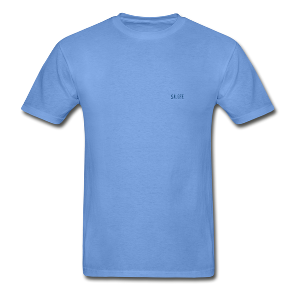 Hanes Adult Tagless T-Shirt - carolina blue