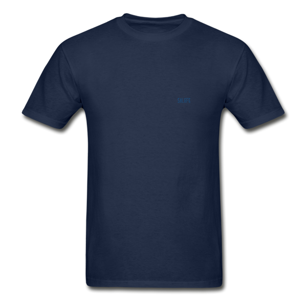 Hanes Adult Tagless T-Shirt - navy
