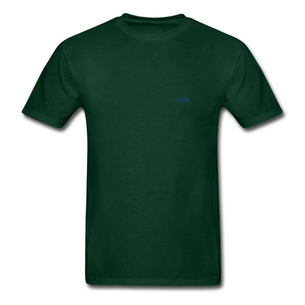 Hanes Adult Tagless T-Shirt - forest green