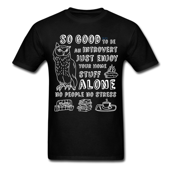 So Good Men's T-Shirt - black