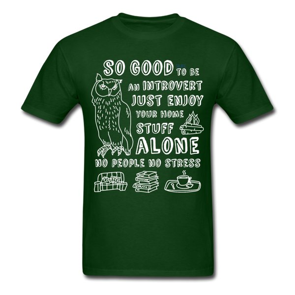 So Good Men's T-Shirt - forest green