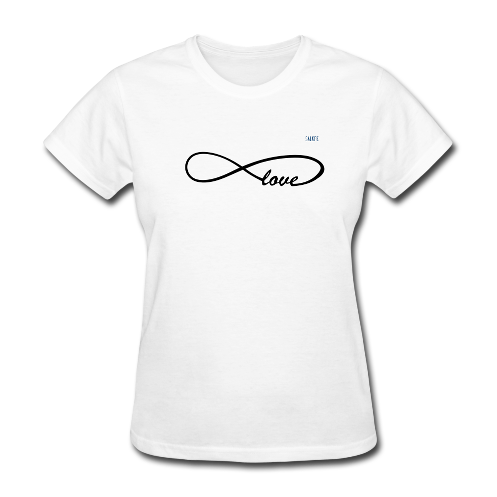 Love Women's T-Shirt - white
