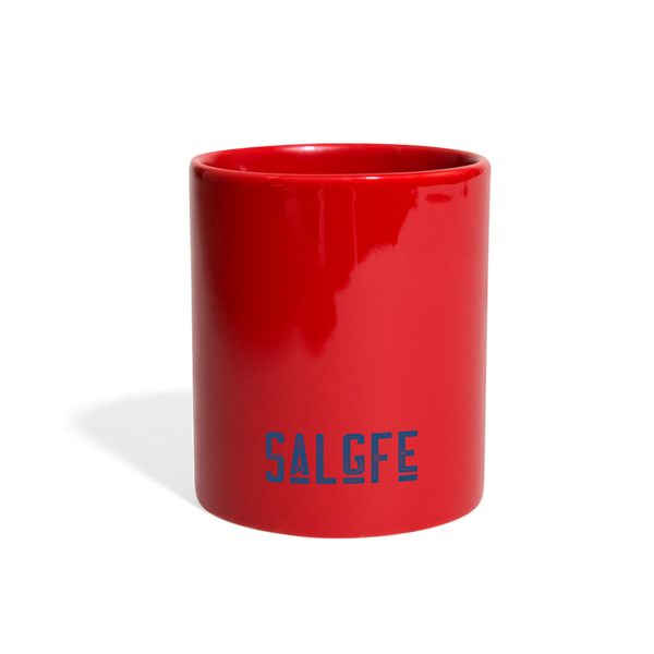 Full Color Mug - red