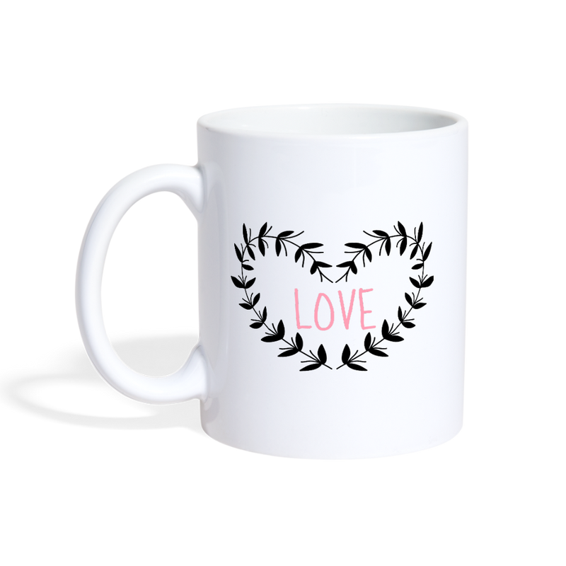 Coffee/Tea Mug - white