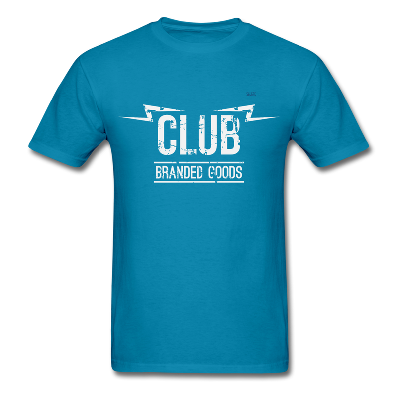 Club Men's T-Shirt - turquoise