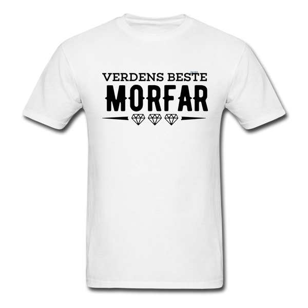 Morfar Men's T-Shirt - white