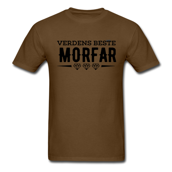 Morfar Men's T-Shirt - brown