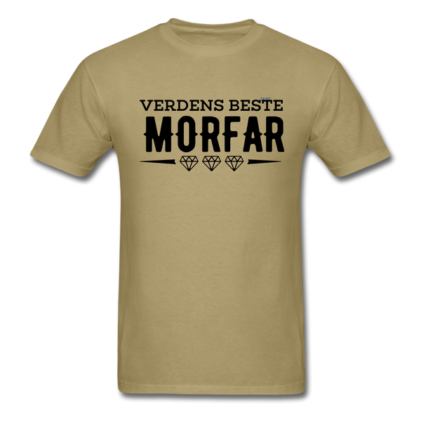 Morfar Men's T-Shirt - khaki